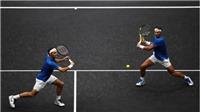 TENNIS ngày 24/9: Federer suýt khiến Nadal bị thương tại Laver Cup. Kyrgios văng tục, bị CĐV la ó