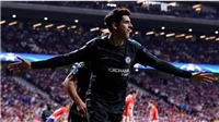 Video clip highlights trận Atletico Madrid 1-2 Chelsea