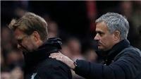 HỌ ĐÃ NÓI, Klopp: 'Tôi đâu muốn dẫn dắt M.U'; Mourinho: 'Tôi thích sự thù địch ở Anfield'