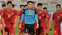 VTV trực tiếp các trận đấu U20 Việt Nam tại World Cup 2017
