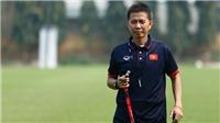 HLV Hoàng Anh Tuấn làm 'thuyền trưởng' U18 Việt Nam