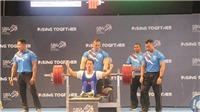 VĐV cử tạ Lê Văn Công: Dành sức cho giải VĐTG nhưng vẫn lấy vàng Para Games