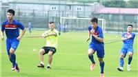 U22 Việt Nam có nhiều chấn thương, tuyển U20 tiếp tục nhồi thể lực