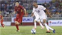 Bỏ lỡ nhiều cơ hội, tuyển Việt Nam chia điểm Jordan