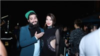 Trương Ngọc Ánh thân mật ôm đạo diễn 'Kong: Skull Island' trong tiệc khai trương nhà hàng