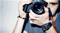 Chiêm ngưỡng những bức ảnh tuyệt đẹp qua ống kính cậu cả nhà Beckham