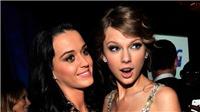 KHÔNG TƯỞNG: Katy Perry bất ngờ nói lời yêu Taylor Swift