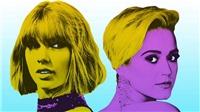 Taylor Swift tung chiêu ngay sau khi 'kẻ thù' Katy Perry ra album mới