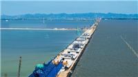 Bộ GTVT khẳng định: Không có việc nứt dầm chính cầu Tân Vũ - Lạch Huyện
