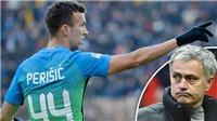 Morata giỏi săn bàn, nhưng Perisic mới là 'ngòi nổ' cần nhất cho Man United