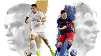 Messi: 'Ronaldo là một cầu thủ phi thường. Cả thế giới biết điều đó'