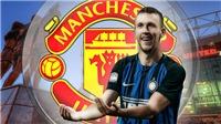 Mourinho luôn thích Ivan Perisic đến Man United