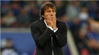 SỐC: HLV Conte của Chelsea đứng đầu danh sách có thể bị sa thải