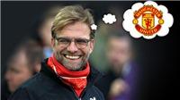 CHUYỂN NHƯỢNG ngày 13/10: Mourinho sắp gia hạn, Klopp mơ dẫn dắt M.U, Mascherano sẽ rời Barca.