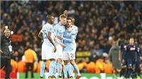 ĐIỂM NHẤN Man City 2-1 Napoli: Sarri bại trận vì sở đoản. Ederson là người hùng, Man City quá mạnh