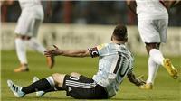 Hàng công Argentina siêu tệ, tịt ngòi 4 trận liên tiếp