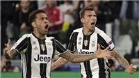 ĐIỂM NHẤN Juventus 2-1 Monaco (4-1 chung cuộc): Alves quá xuất sắc, Juve đáng sợ nhất thế giới
