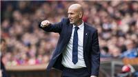 Zidane đã hay lại còn may, sẽ lại vô địch Champions League?