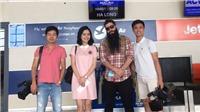 Đạo diễn 'Kong: Skull Island' trở lại Vịnh Hạ Long bằng thủy phi cơ