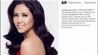 Vì sao Nguyễn Thị Loan lại được chọn đi thi Miss Universe?