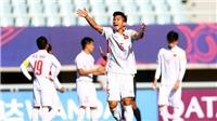 U20 Việt Nam 0 - 4 U20 Pháp: Điểm 7 cho cầu thủ 18 tuổi