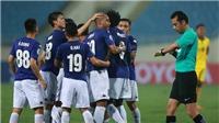 Hà Nội FC và vòng luẩn quẩn ở đấu trường châu lục