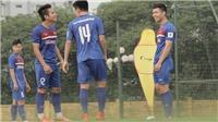 U22 Việt Nam chọn 'quân xanh' Viettel