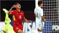 Đinh Thanh Bình và giấc mơ dang dở cùng U20 Việt Nam