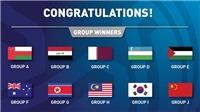 Hạ màn vòng loại, Đông Nam Á góp mặt 3 đại diện tại VCK U23 châu Á 2018