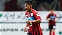 Chanathip Songkrasin bị đồng đội 'ngăn' bàn thắng đầu tiên tại J-League 1