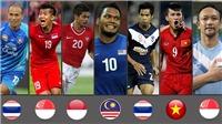 Lê Công Vinh và 9 huyền thoại Đông Nam Á bị HCV SEA Games ngoảnh mặt