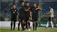 U18 Thái Lan và Malaysia dắt tay nhau vào bán kết giải U18 Đông Nam Á 2017