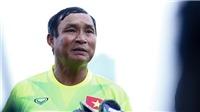 HLV Mai Đức Chung: 'Các cầu thủ U22 đã nguôi ngoai sau thất bại ở SEA Games 29'