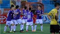 Lịch TRỰC TIẾP vòng 21 Toyota V-League 2017