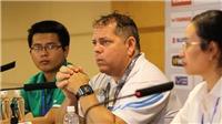 HLV Vitorino ấn tượng nhất Xuân Trường, ước Campuchia có giải đấu như V-League