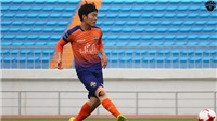 Xuân Trường phòng ngự không tốt, Gangwon FC thua đậm tại R-League