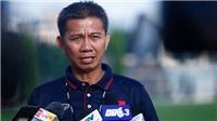 HLV Hoàng Anh Tuấn: 'Tôi đang làm vị trí không khác gì trợ lý HLV ĐTQG'