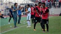 Cầu thủ U22 Indonesia háo hức đánh bại U22 Việt Nam