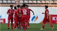 Trung vệ Viettel cứu thua như John Terry, Nam Định thua sốc
