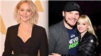 Chris Pratt ly thân vợ, dân mạng 'ném đá'... Jennifer Lawrence