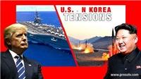 Triều Tiên 'sắp lịch' tấn công Guam, Tổng thống Trump vẫn bình thản đánh golf