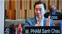 Đại sứ Phạm Sanh Châu phải vượt qua những vòng thi nào?