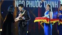 Ca sĩ của năm Noo Phước Thịnh: 'Đến với Cống hiến, quả thật là một con đường rất dài'