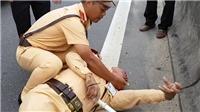 Bộ Công an lên tiếng về tình trạng chống lệnh cảnh sát giao thông