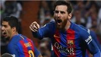 Rực rỡ ở 'Kinh điển', Messi đưa Ronaldo trở về đúng vị trí cũ