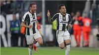 Video clip bàn thắng trận Juventus 2-1 Monaco
