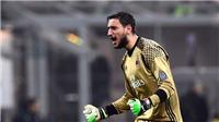 CHUYỂN NHƯỢNG 25/5: Man United trả 65 triệu bảng cho Donnarumma. Sao Real sắp tới Inter Milan