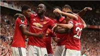 Jose Mourinho: 'Tôi rất bình tĩnh. Mùa trước M.U cũng thế này rồi cuối cùng xếp thứ 6'
