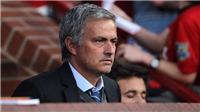 THỐNG KÊ: Man United của Mourinho cầm bóng tệ nhất trong lịch sử