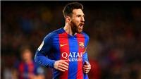 Chỉ có 'động đất' mới cướp được danh hiệu Chiêc giày vàng châu Âu của Messi